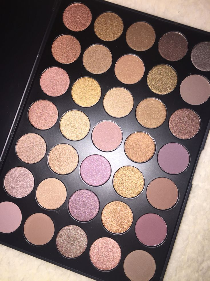 Pinterest mylittlejourney makeup beauty for Palette 34