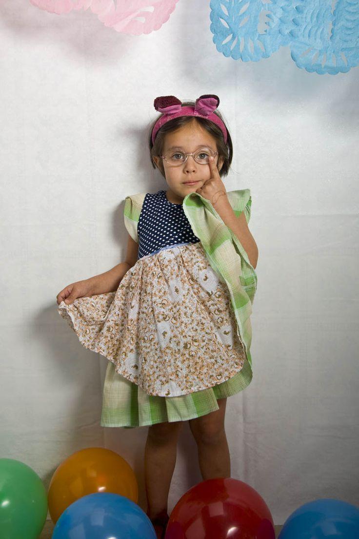 little raccoon - PiNk tomaTiNa little girl dresses www.pinktomatina.co