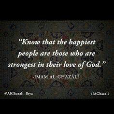 Imam Al Ghazali RahimuAllah