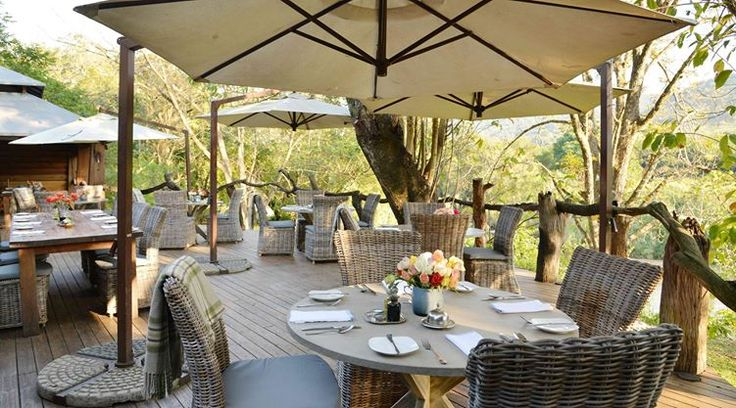 #deliciousdining in Hazyview, only at Summerfields River Cafe