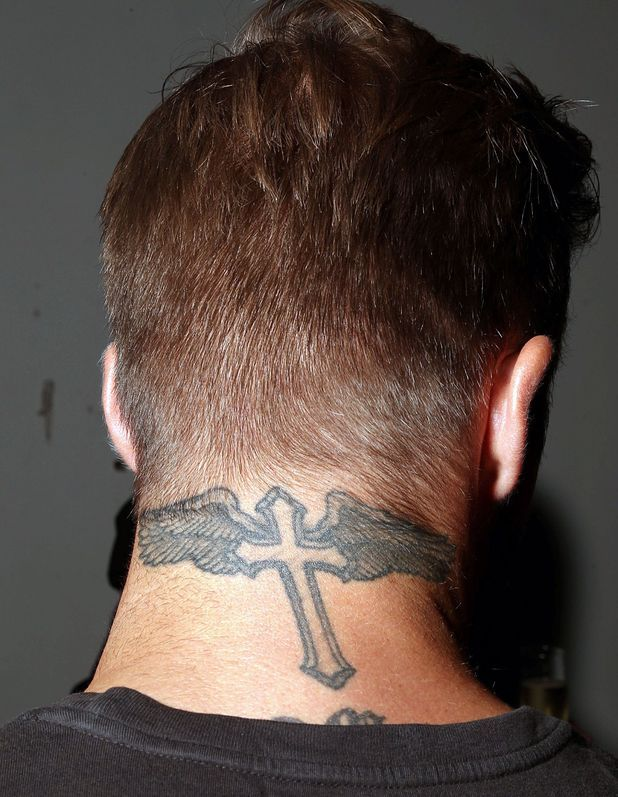 david beckham tattoos back - Buscar con Google
