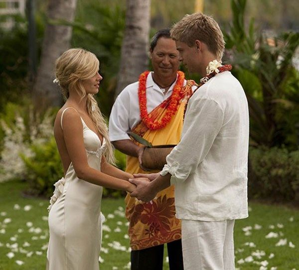Most Moments On Home And Away 3 Indi Romeo Tie The Knot