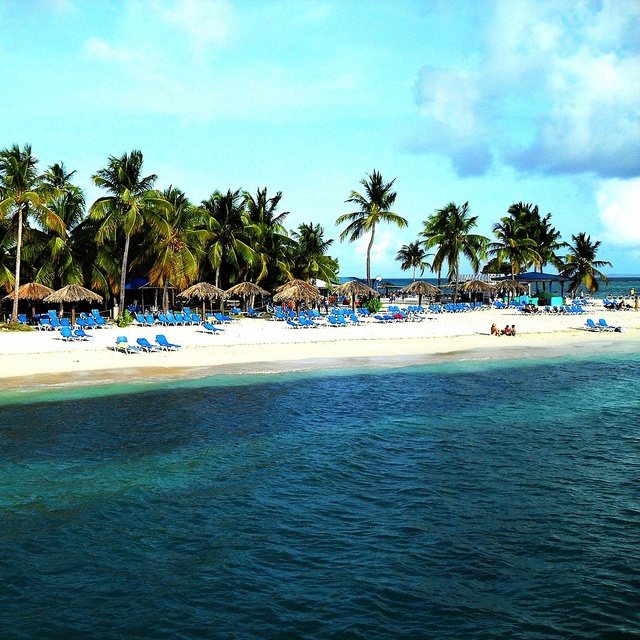 Party Island Beach: 41 Best Images About Palomino Island, Puerto Rico On