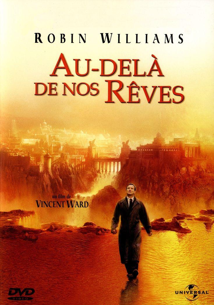 Au-delà de nos rêves est un film de Vincent Ward avec Robin Williams, Max von Sydow. A voir absolument