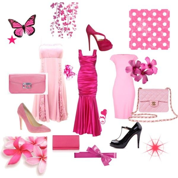 Girly Girl Girly Girl Pink Stuff And Girly