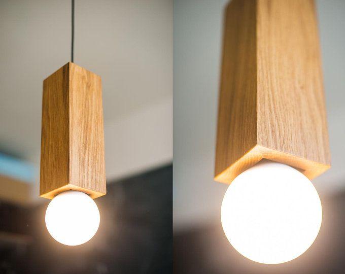 Modernes Holz Pendant Licht Licht Im Modernen Skandinavischen