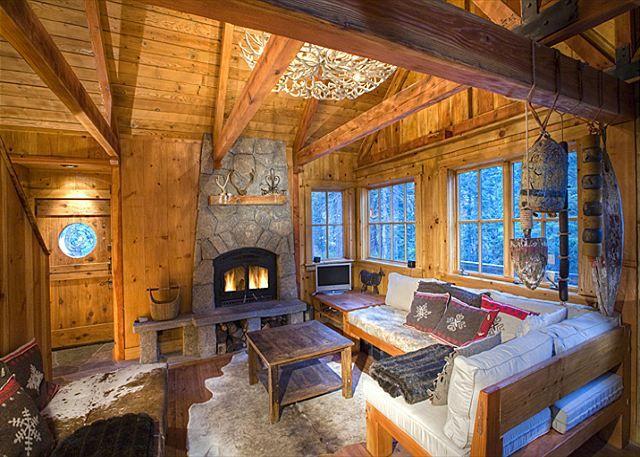 Lake Tahoe Rental | Sunnyside Cottage