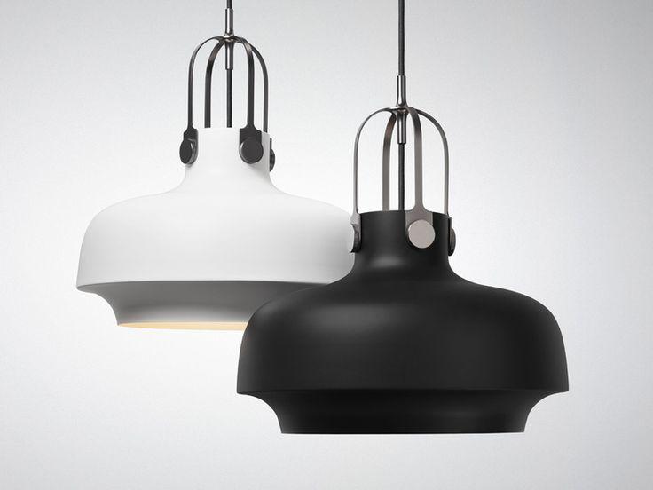 Buy the &Tradition Copenhagen SC7 Pendant Light at Nest.co.uk