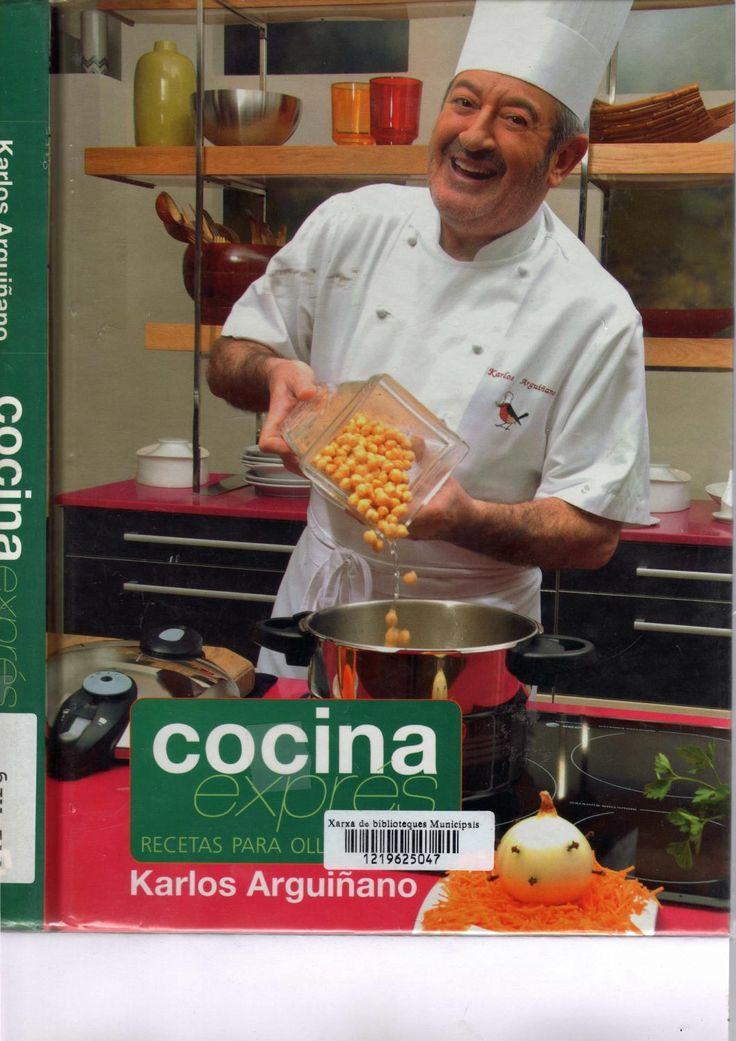 Cocina expres recetas para olla a presión de karlos arguiñano sfrd