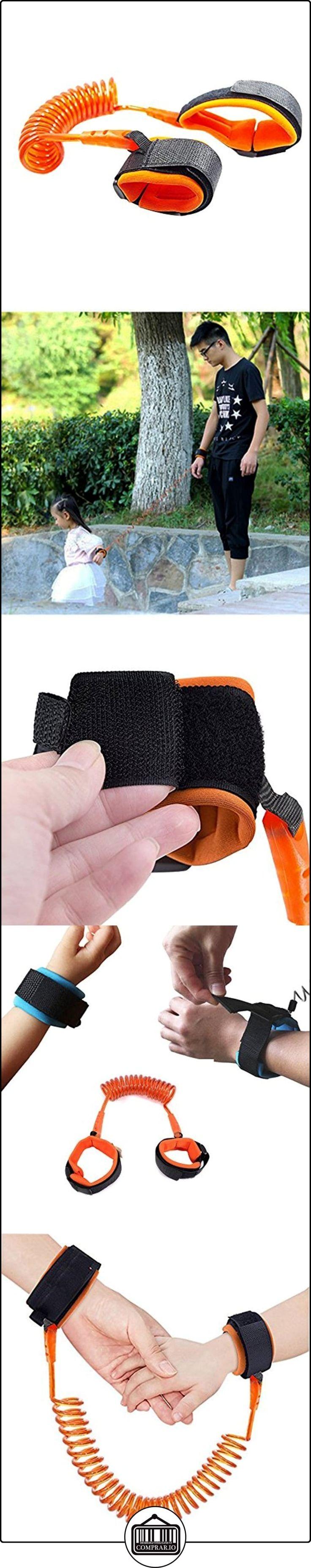 Yakamoz arnés de seguridad para niños anti perdido Wristband Strap muñecas correa cinturón de seguridad para niños cinturón de mano (Marchant para bebés bebé niños  ✿ Seguridad para tu bebé - (Protege a tus hijos) ✿ ▬► Ver oferta: http://comprar.io/goto/B01MQZ8XBH