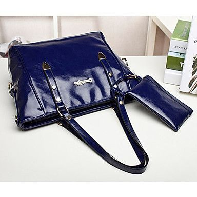 Western Style Faux Leather Shoulder bag