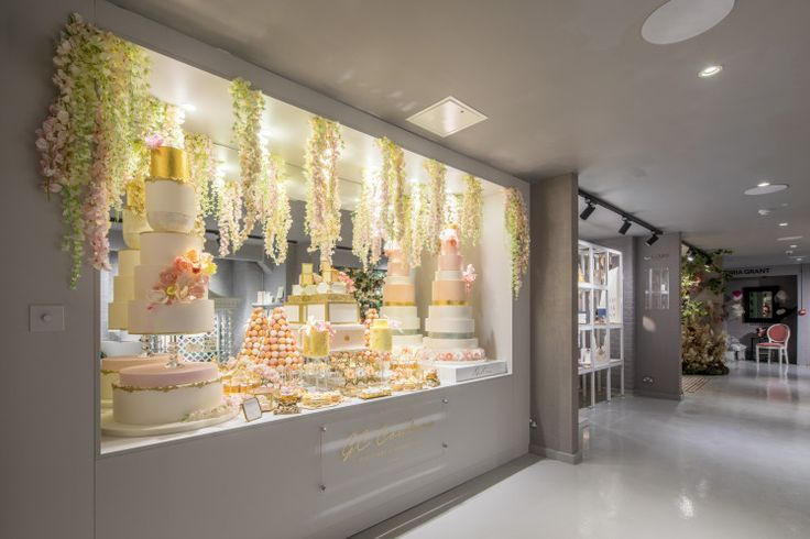 London has got its first ever bridal departmentstore