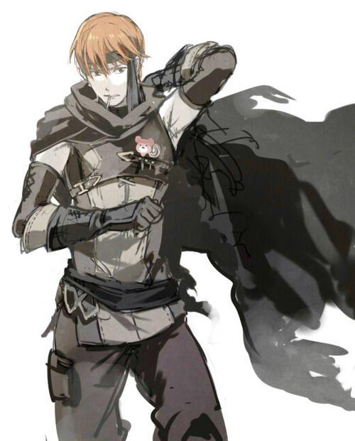 Fire emblem Awakening Gaius