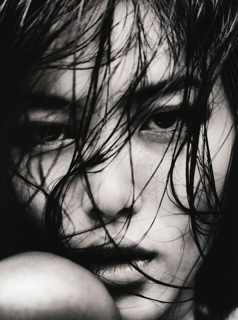 Fashion Maniac: Liu Wen by Txema Yeste for Antidote Fall Winter 2012:The Animal Issue