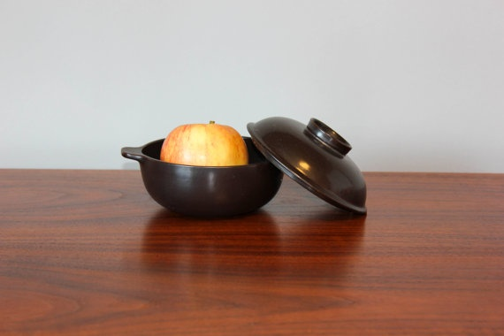 Arabia Liekki Covered Bowl designed by Ulla Procope by ThePapers, $32.00