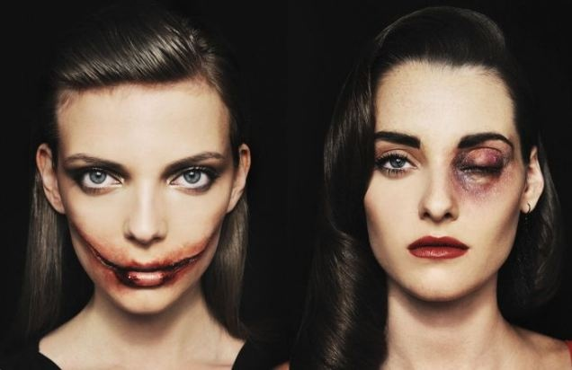fashion campaign    domestic violence, gender, women, fashion, advertisement