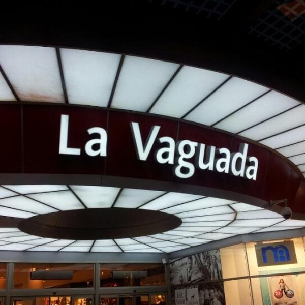 C.C. La Vaguada - With malls like this, any type of souvenirs can be found #Madrid