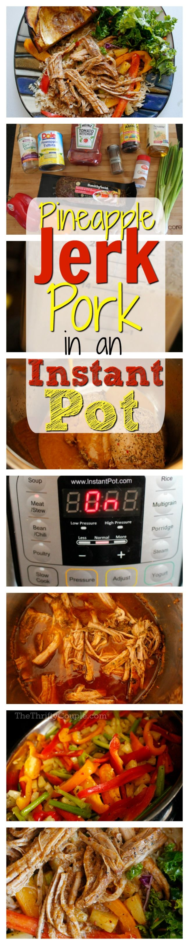 I love, love my Instant Pot. I discovered yet another amazing way to use it - to make perfect pork tenderloin! In fact, this recipe was the big time winner. My kids were raving about this recipe and I couldn't believe how the pork just melted in everyone's mouths. I am sure that much of this was...