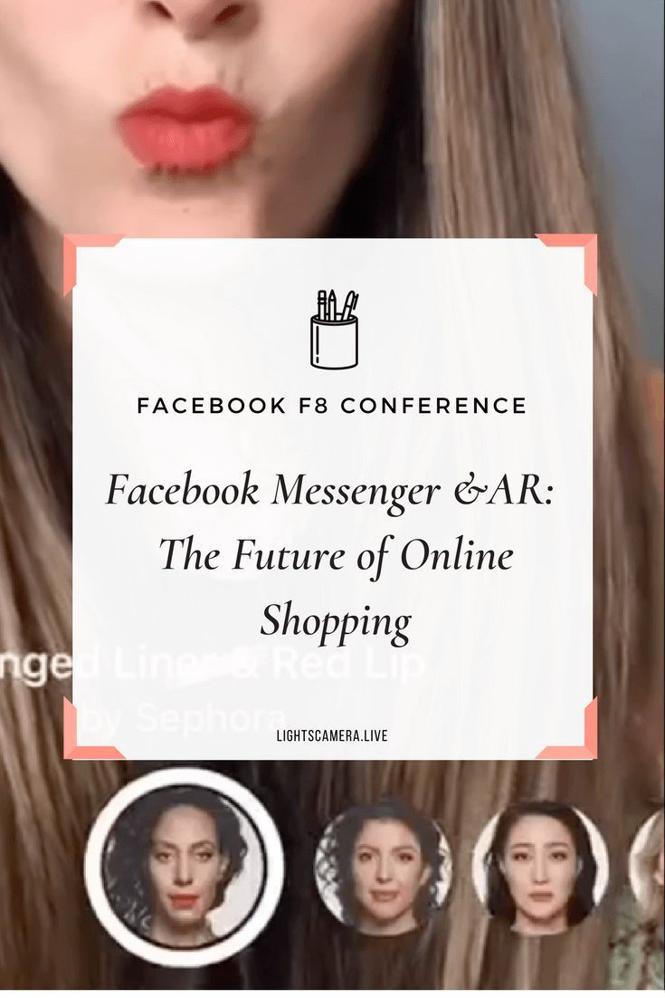 Facebook Messenger and Augmented Reality: The Future of
