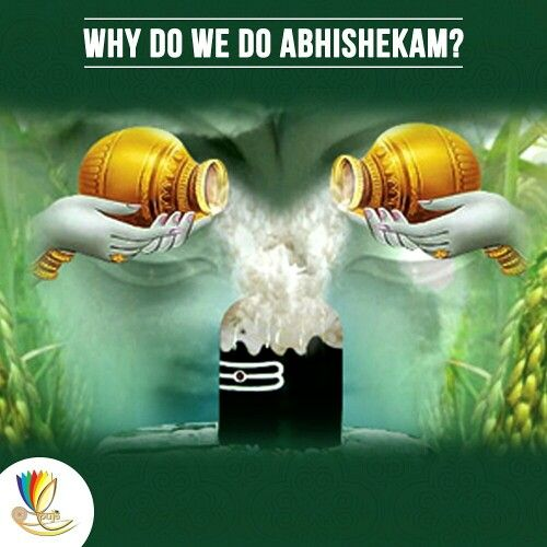 Abhishekam is the process of bathing the deity. It may be simple by just using water or elaborate when it includes milk, curds, honey, ghee, sugar, coconut water, sandal paste & fruit juice. One gets to see the benefits of Abhishekam in your life as all the ancestors doshas- Pitru Dosha(malefic conditions) and all other doshas in Kundali (natal chart) gets abolished. Pachamrut Abhishek is a good way of pleasing Lord Shiva, who grants his devotees wishes and give them mukthi(salvation)…