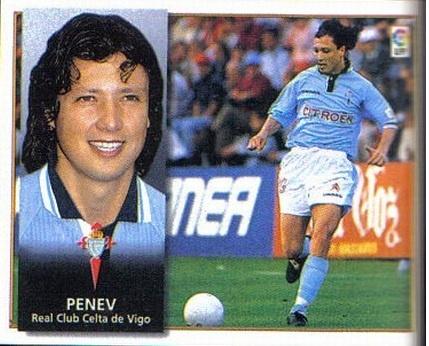 Luboslav Penev, Celta de Vigo