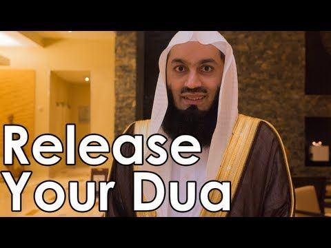 Mufti Menk reminds us to make dua (supplication) whenever the thought and opportunity rises. Don't save it for later!
