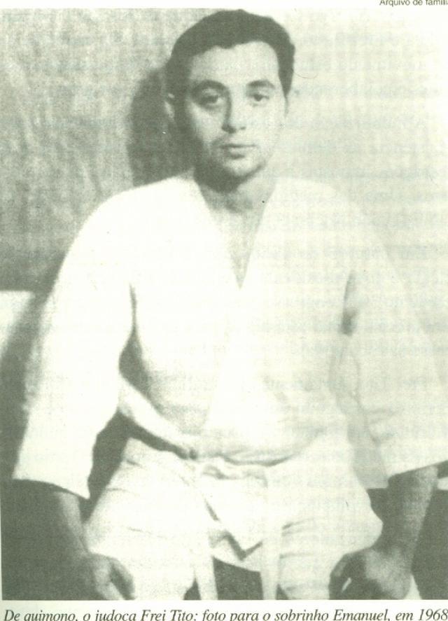 Torturado E Exilado Durante A Ditadura Militar Frei Tito Morreu