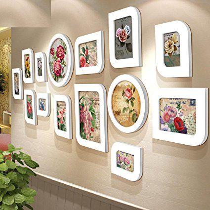 X&L muro di foto 8-inch solido legno creativo matrimonio foto telaio appeso a parete arte occidentale-stile soggiorno camera da letto , 3