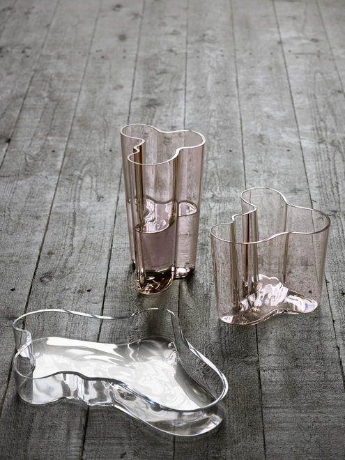 Alvar Aalto Vasen Serie von Iittala bei uns im Shop