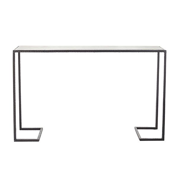 Wisteria - Furniture - Console Tables & Buffets - Structural Iron Console Thumbnail 2: Consoles 799, Entry Tables, Consoles Tables, Iron Consoles, Media Rooms, Dining Rooms Consoles, Furniture, Structural Iron, Structures Iron