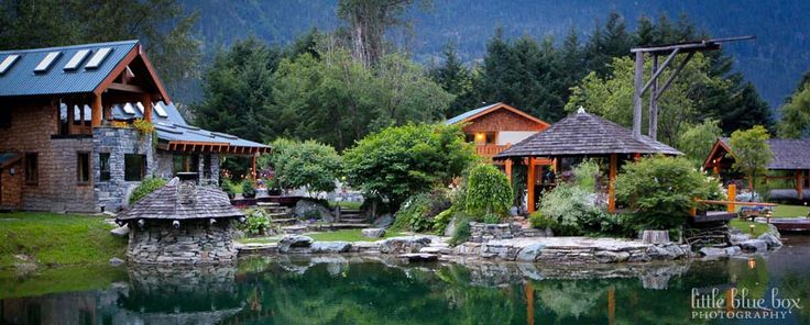 http://www.greenwaterresort.com/ Pemberton, British Columbia, Wedding Venue