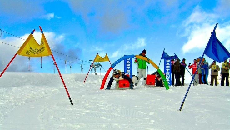 SNOW RACE at Madonna di Campiglio