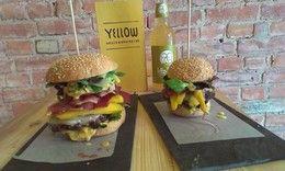 Yellow Burgermanufaktur - Prenzlauer Berg, Berlin - Burger