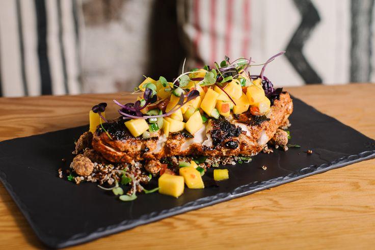 Mejico's Achiote chicken is a surefire winner for summer
