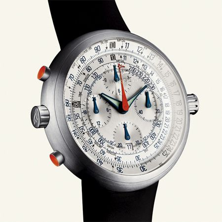 Marc Newson's New Watches for IKEPOD