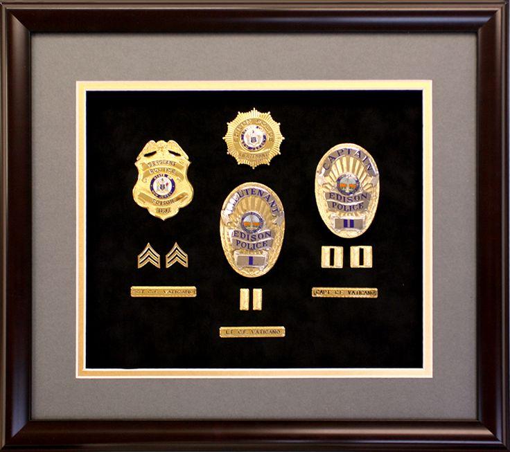 Ungewöhnlich Law Enforcement Picture Frames Ideen ...