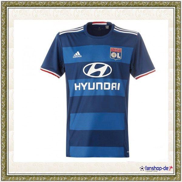 Neuer Lyon ol Auswärtstrikot 2016 2017 Fanshop Kaufen