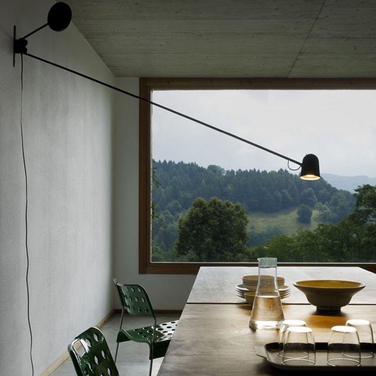 Lampada Counterbalance Luceplan - http://arclickdesign.com/prezzo-lampada-counterbalance-luceplan-da-parete-di-daniel-rybakken-2012/