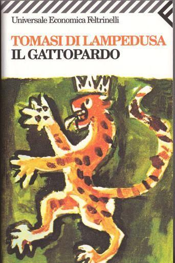 """Giuseppe Tomasi di Lampedusa, """"Il Gattopardo"""""""