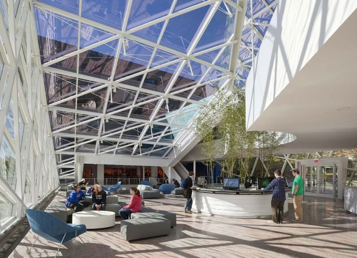 Gallery of Campus Commons, SUNY at New Paltz / ikon.5 architects - 7