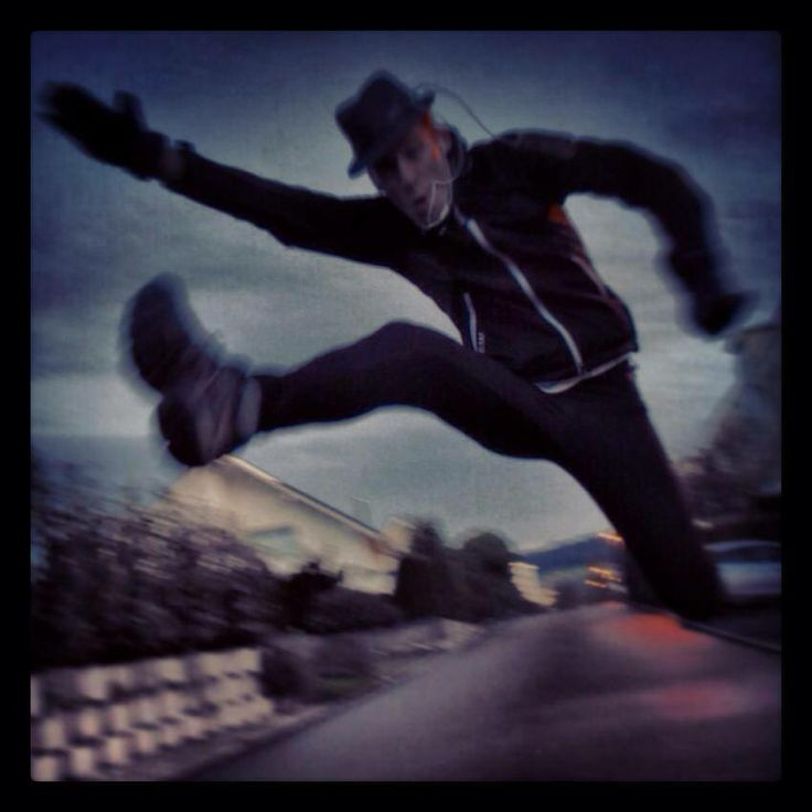Spy groove, jump move! #running #jumping #undercover