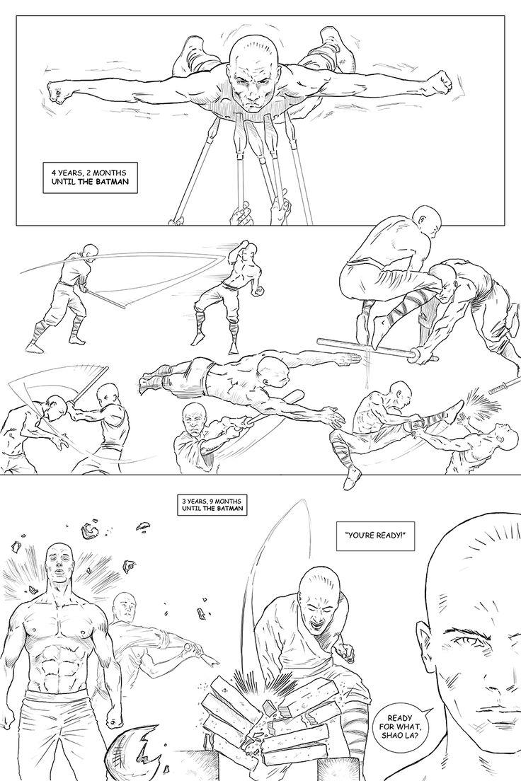 The Bat-Man: Rise and Fall #4 page 15  Read all issues on http://scripts-and-comics.com/comics/ #batman #dc #dccomics #fanart