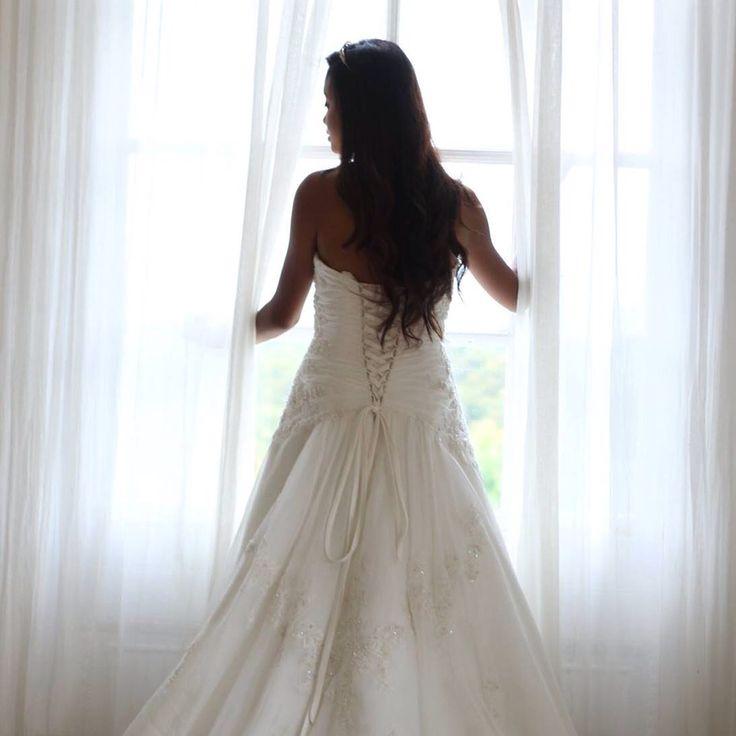 Bridal shot...simply yet stunning