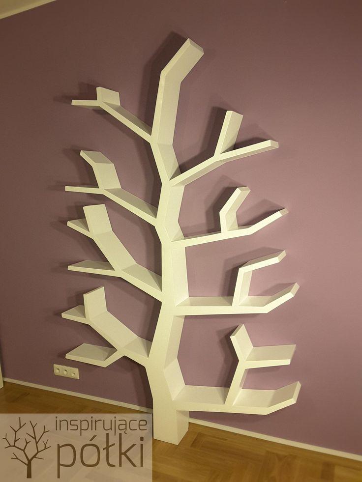 Regał drzewo 210x150x18cm