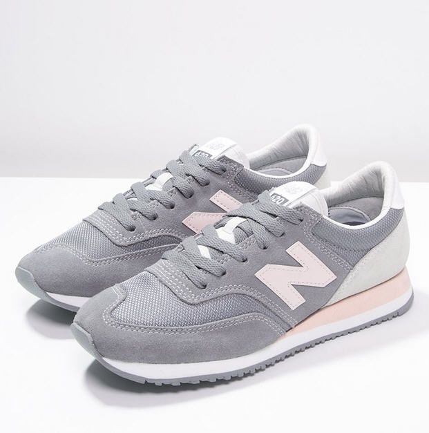 New Balance CW620 Baskets basses grey