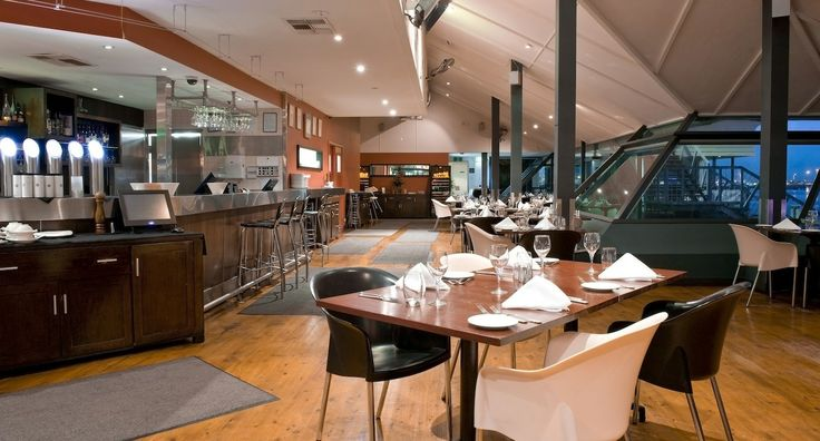 The Mussel Bar Restaurant Fremantle, Inside the restaurant!  Book a table online now http://musselbar.com.au/contact.html