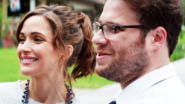 Here is our one sentence, mean review of NEIGHBORS with Seth Rogen and Rose Byrne.