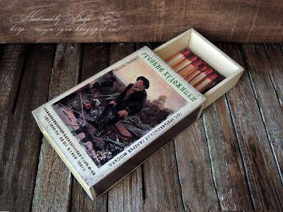 C.h.e.a.p.-art: Работы наших читателей. Шкатулка-коробок для любимого мужчины