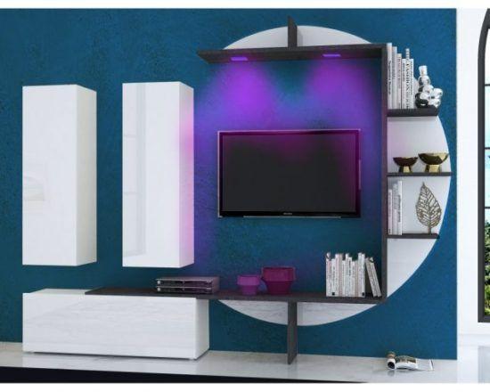 15 Ways About Modern TV Wall Units
