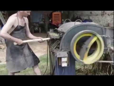 new machines technology, amazing tree cutting machine